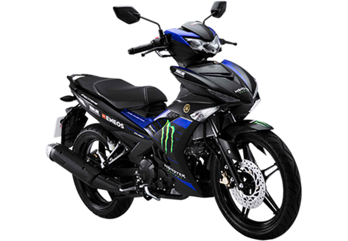 Yamaha Exciter Monster Energy Livery 2019