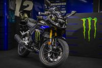 Yamaha R125 Monster Energy Livery