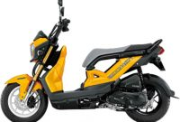 Honda Zoomer – X 2019, Upside Down (USD)  Skutik Anti Mainstream