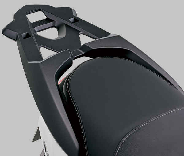 NMAX 125 Comfort Rear carrier