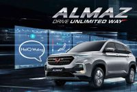 Harga Wuling Almaz 2019 Terbaru Exclusive AT & Smart Enjoy MT