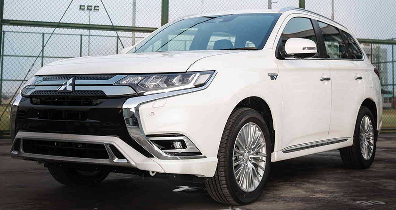 Mitsubishi Jual Outlander Phev & Eclipse Cross di Indonesia