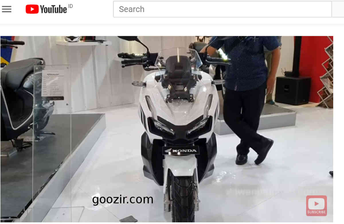 Video Review Honda ADV 150 Iwanbanaran Trending di Youtube, Pertanda Apa Ini?