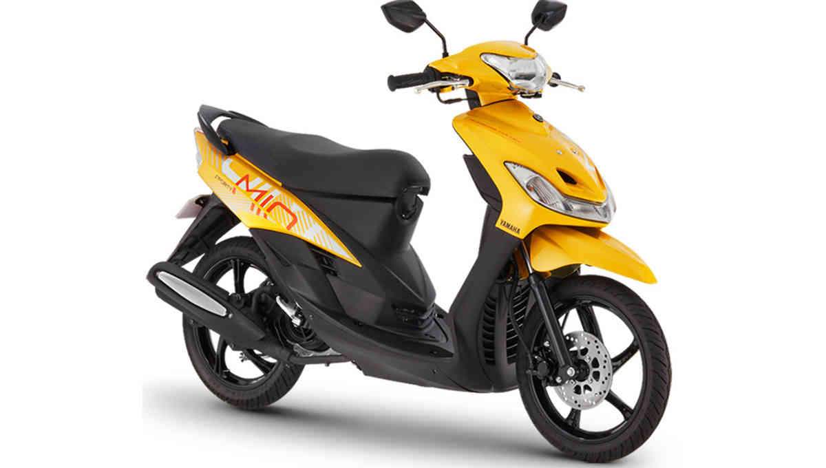 Yamaha Mio Gear, New Generation of Mio