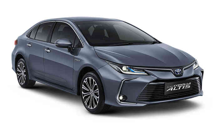 New Corolla Altis 2020
