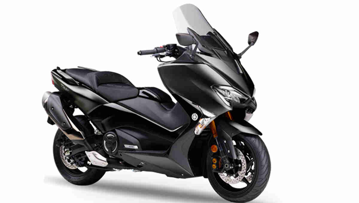 New Yamaha TMAX 2020