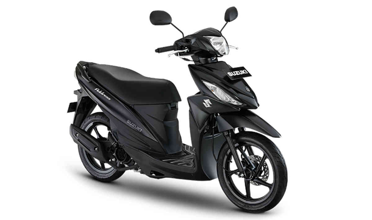 15 Warna Suzuki Address 2019 Fi Playful Harga & Spesifikasi