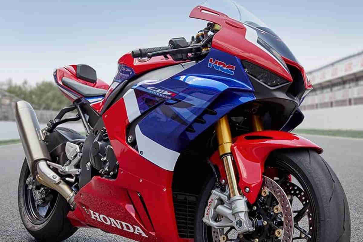All New Honda CBR1000RR-R 2021