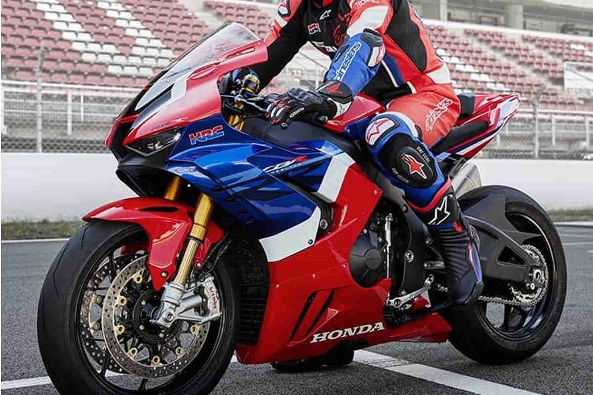 All New Honda CBR1000RR-R 2020