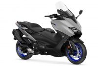 warna Yamaha TMAX icon grey