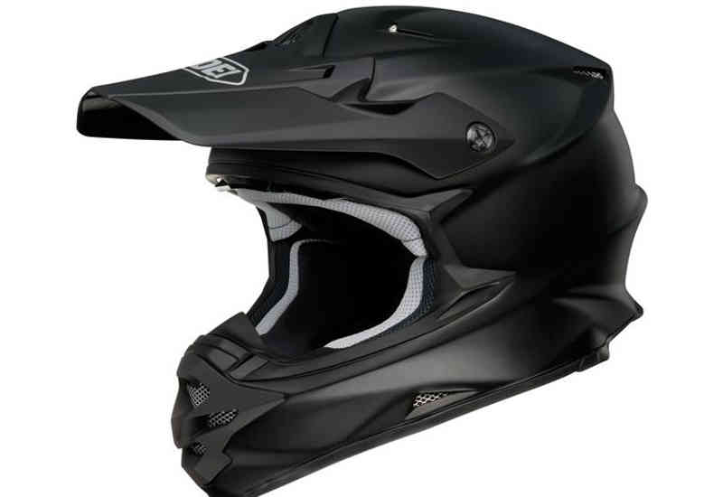 Helm Trail Shoei
