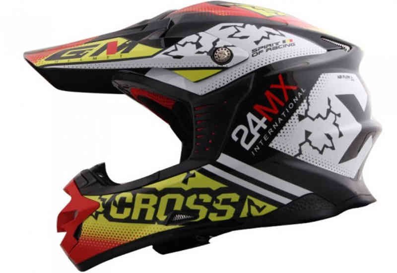 hELM CROSS gm mx