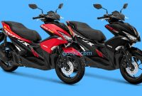 Yamaha Aerox 155 2020 Review Tipe, Harga, Warna