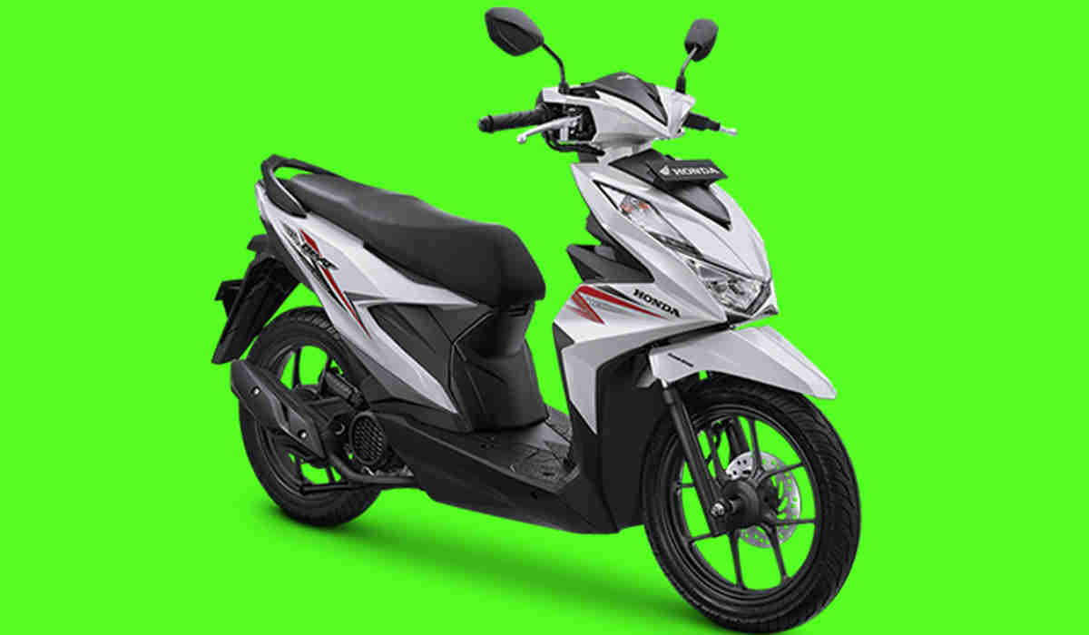 Warna Honda Beat 2020