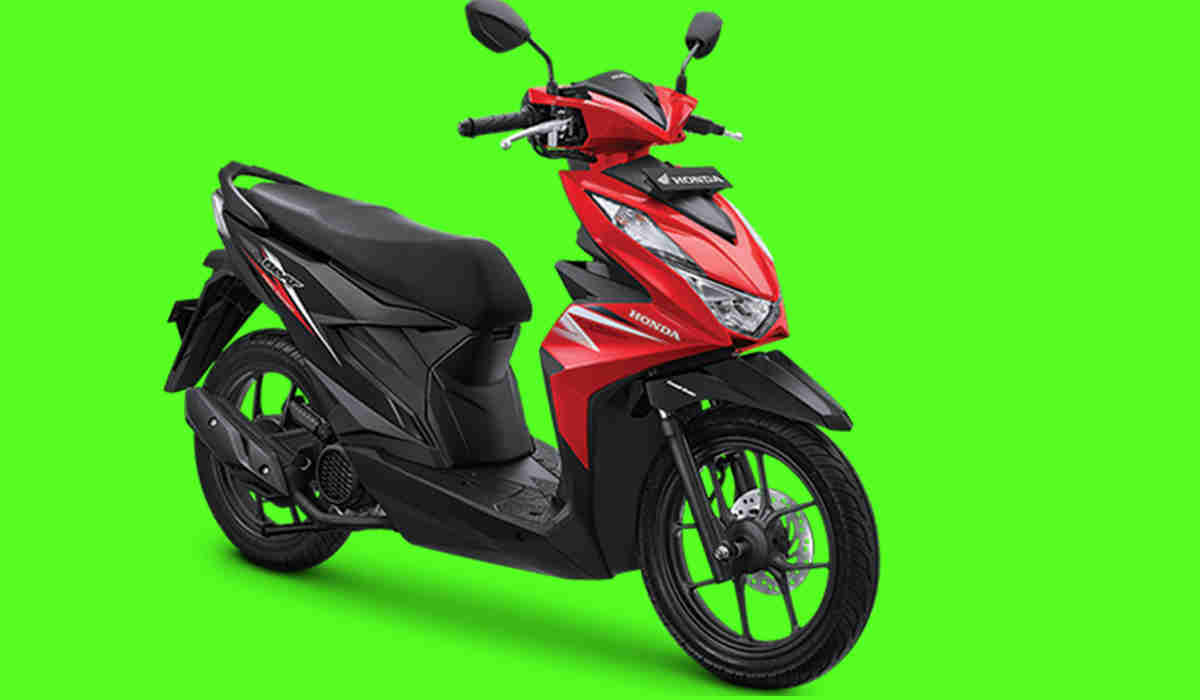Warna Honda Beat CBS