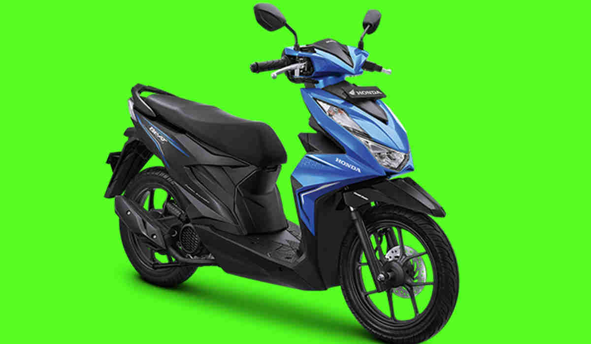 Warna Honda Bbeat CBS ISS
