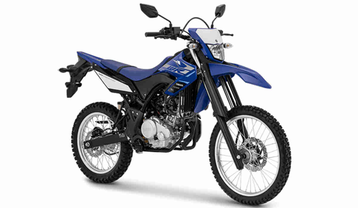Review Yamaha WR155R