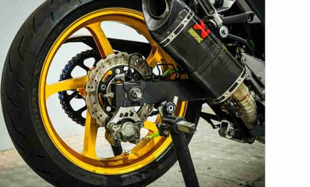 Ninja 250 Velg Racing boy forged