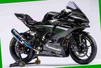Power Ninja ZX25R Tembus 45PS Lebih