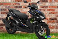 Yamaha Aerox 155 Monster Energy MotoGP Review