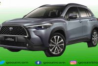 All New Toyota Corolla Cross 2020, Rilis Di Thailand