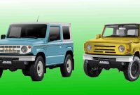 Suzuki Jimny Body Kit Roots dan Little B