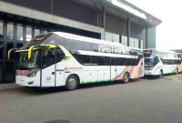 Beda Bus Suites Class Mercedes Benz O500RS 1836 Dan Hino RN285