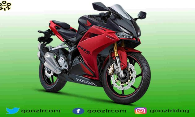 Warna CBR250RR SP