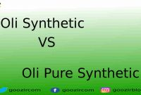 Perbedaan Oli Synthetic Dan Pure Synthetic