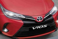 New Toyota Vios 2021 Facelift, Rilis Di Filipina