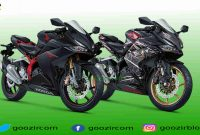 Pilihan Warna Honda CBR250RR 2020 STD SP ABS