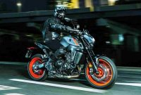 New Yamaha MT-09 2021 Specs And Pictures