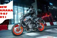 New Yamaha MT-07 2021 Specs, Feature & Picture