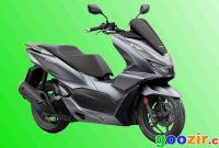 New Honda PCX 125 2021 Specs, Feature & Gambar