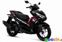 Warna Yamaha Aerox 155 2021 Connected Standar & ABS