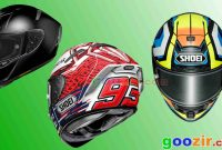 Harga Helm Shoei X-Fourteen (X-14) Full Face Di Indonesia