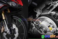 Modif Pasang Assist Slipper Clutch dan USD Pada Old CBR150R